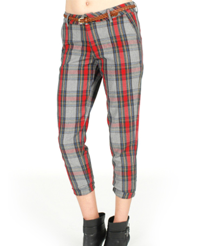 grey-and-red-crop-flannel-pants
