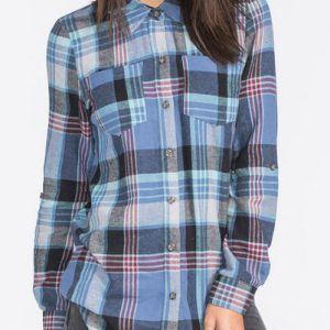 Icing Lance Long Sleeve Flannel Shirt
