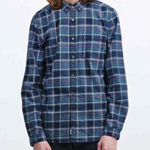 Just Kidding Check Flannel Shirt