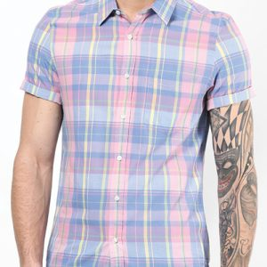 Lavender Loner Flannel Shirt