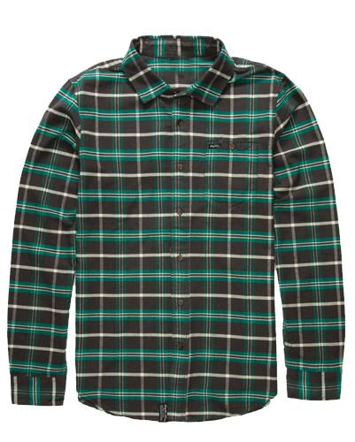 Light Green and Grey Shirt