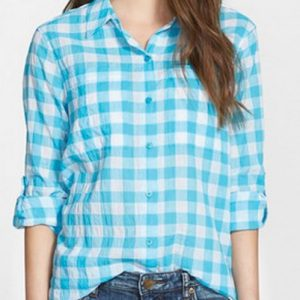 Long and Lean Cool Flannel Shirt