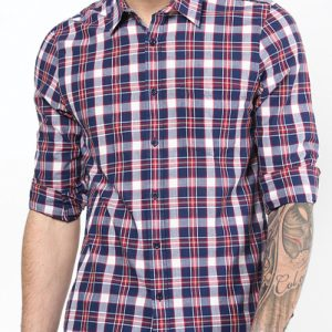 Magnum Hype Check Flannel Shirt