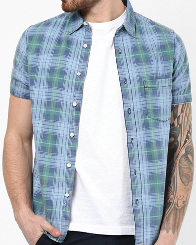 Matrix Supreme Check Flannel Shirt