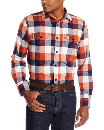 Men's Field And Stream Flannel Shirts