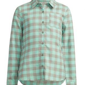 Mint Green Flannel Shirts