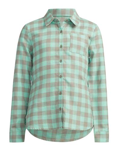 Mint Green Flannel Shirts
