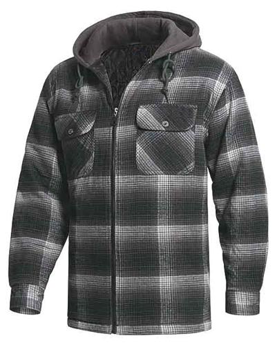 Monochromatic Elegant Duo-Collared Jacket