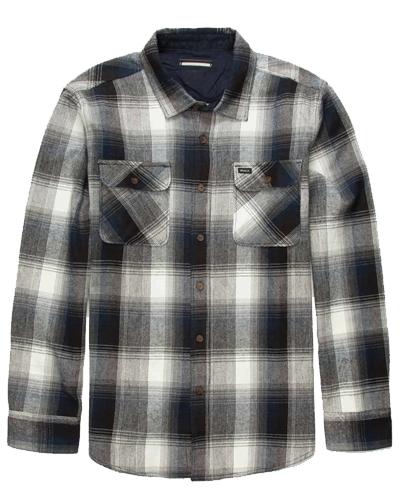 Monty Check Flannel Shirt