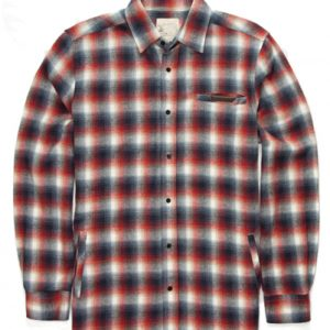 Multi Boy's Flannel Shirt
