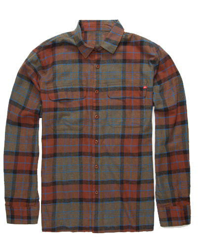 Multi Sober Flannel Shirt