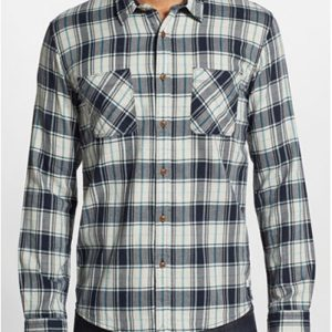 Mute Hued Cool Flannel Shirt