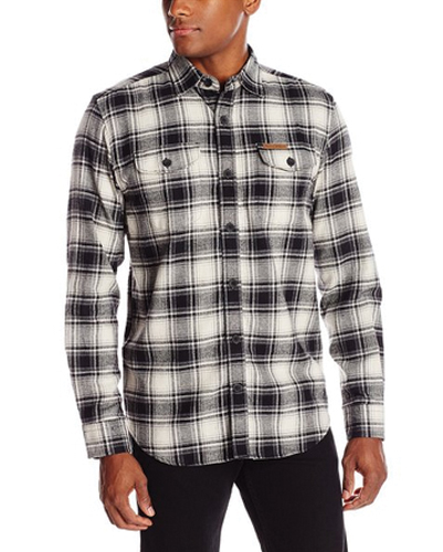 Muted Field and Stream Flannel Shirts