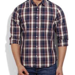 Natural Flow Vegetable Flannel Shirt