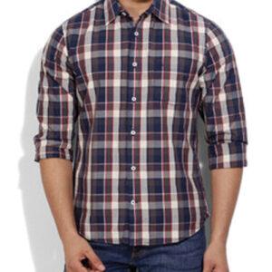 Natural Flow Vegetable Flannel Shirt