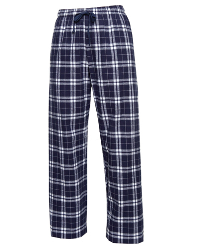 Navy Blue and White Pajama