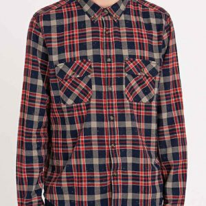 Outmaneuver Check Flannel Shirt