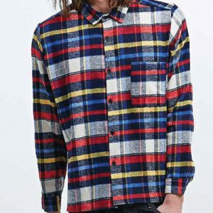 Paddy Cool Vintage Flannel Shirt