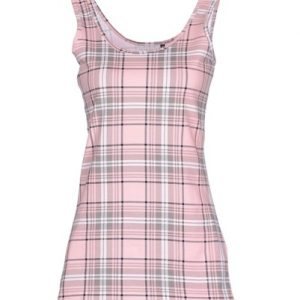 Wholesale Pastel Pink Flannel Vest For Ladies Manufacturer
