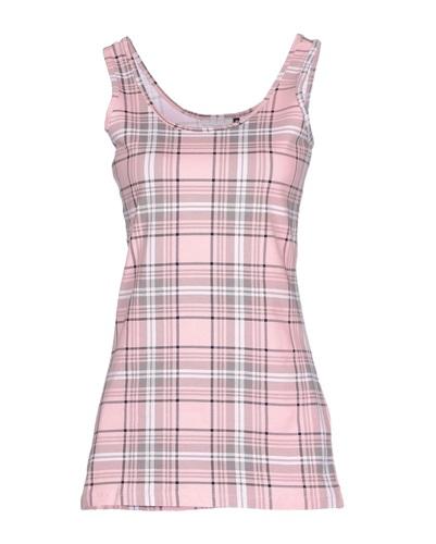 Wholesale Pastel Pink Flannel Vest For Ladies Manufacturer