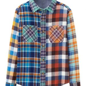 Pied Piper Flannel Check Shirt