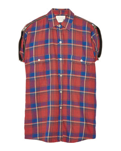 Pleasing Jane Flannel Shirt