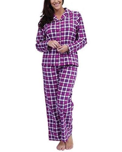 Purple Cool Pajama Set