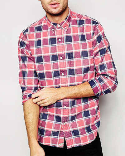 Radiant Hue Flannel Shirt