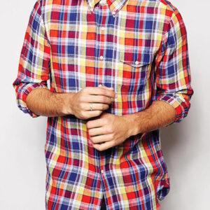 Radiant Splash Flannel Shirt