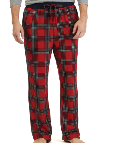 Red Cool Night Pants