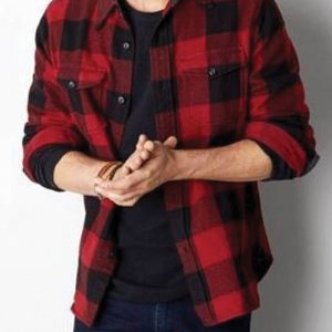 Robust Rage Long Sleeve Flannel Shirt