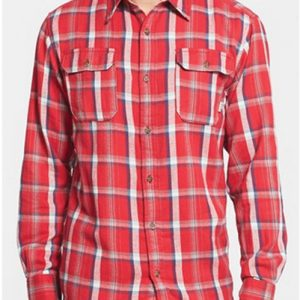 Rustic Cool Flannel Shirt