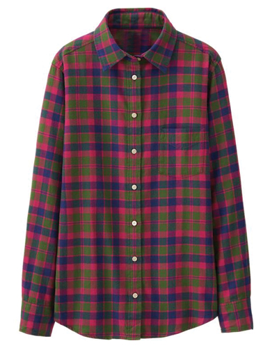 Senorita Special Flannel Shirt