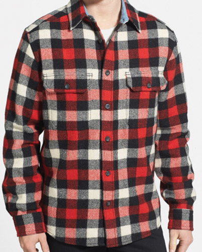 Smart Woolen Flannel Shirt Suppliers