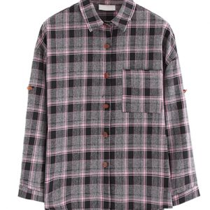 Soft Spun Vintage Flannel Shirt