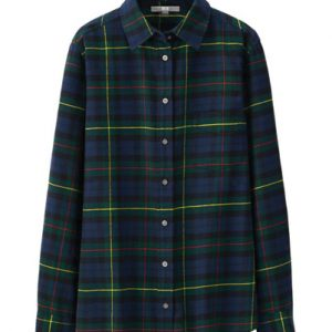 Spinning Twilight Flannel Shirt