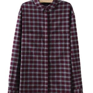 Stewart Addict Vintage Flannel Shirt
