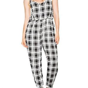 Strappy Casual Jumpsuit