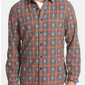 Street-wear Styled Cool Flannel Shirt