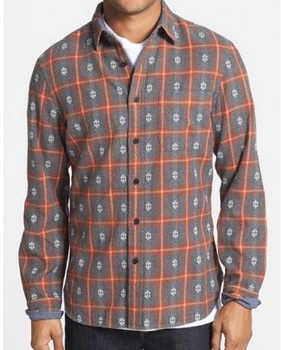Street-wear Styled Cool Flannel Shirt