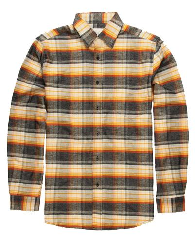 Sunshine Flannel Shirt for Boys