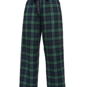 Tied-Up Pajama Pants