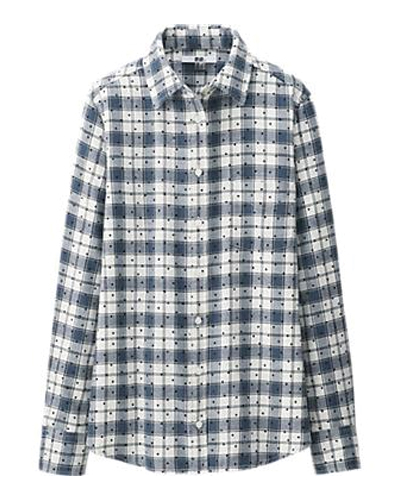 Tiny Tinny Flannel Shirt