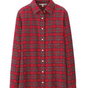 Trendy Lass Flannel Shirt