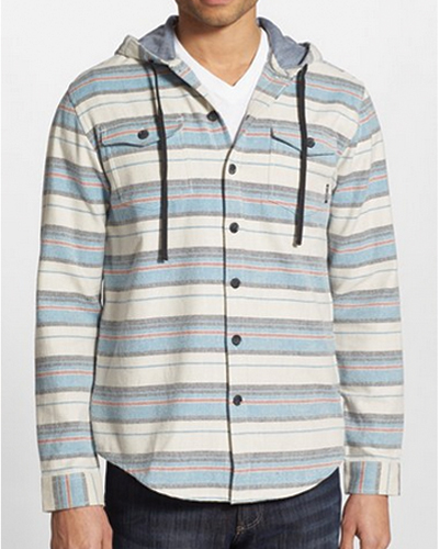Twill Cool Flannel Shirt