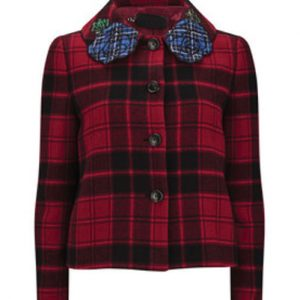 Vintage Women's Flannel Jacket