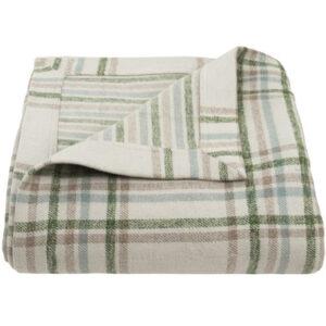 Warm White Flannel Blanket