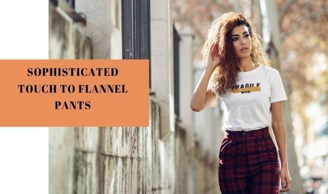 Flannel Pants Wholesale