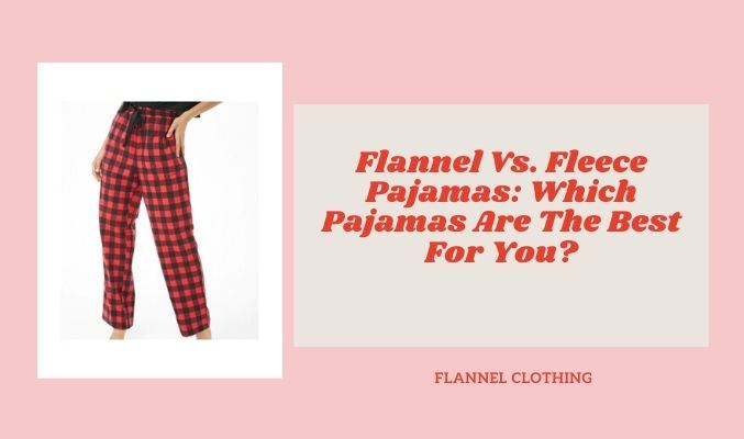 Wholesale Flannel Pajamas