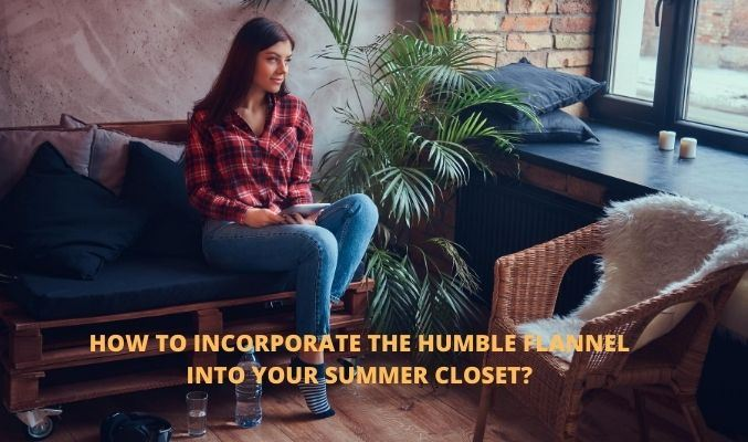 Flannel Clothing USA